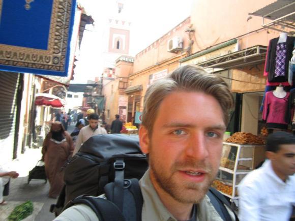 Marrakech. Take-1