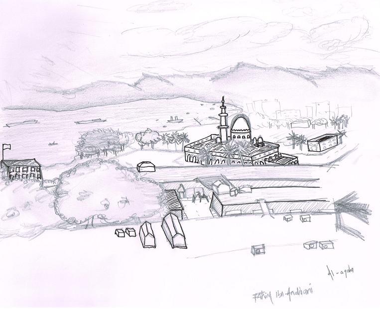 al-Aqaba sketch
