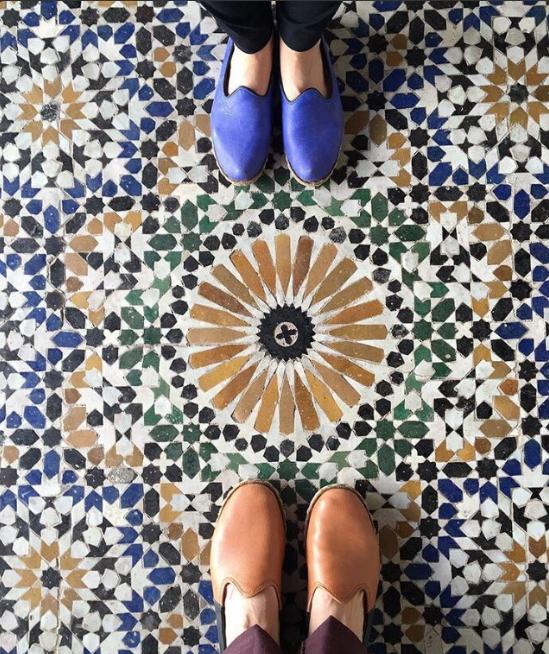 travel blog morocco zellij tile nicholas andriani